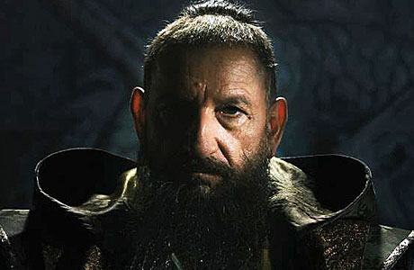 Sir Ben Kingsley in Iron Man 3