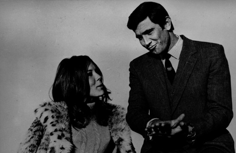 george lazenby pam shriver