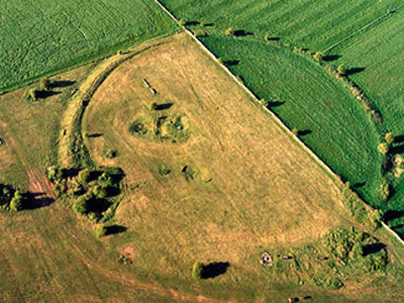 Priddy Circles (pic: English Heritage)