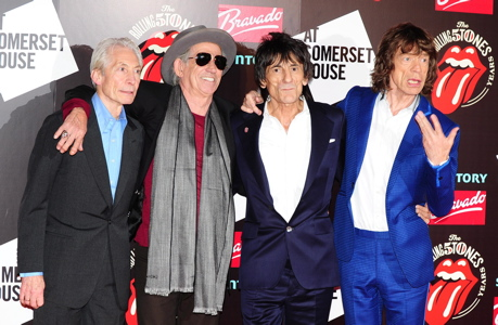 The Rolling Stones in London in July. (Ian West, Press Association/AP Images)