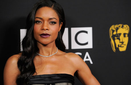 'Skyfall' Bond woman Naomie Harris. (Photo by Chris Pizzello/Invision/AP)