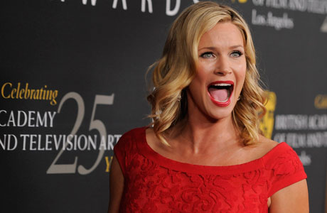 Natasha Henstridge. (Photo by Chris Pizzello/Invision/AP)