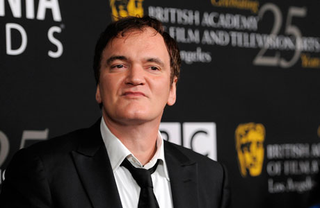 Honoree Quentin Tarantino. (Photo by Chris Pizzello/Invision/AP)