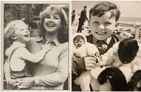 British Actors as Kids Feature Photo