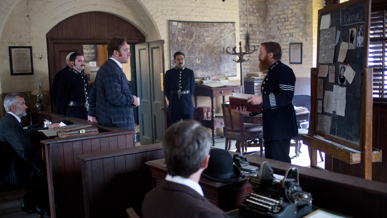 Ripper Street ep8 pic6