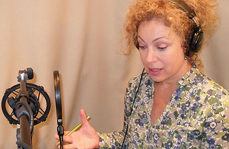 alex kingston young