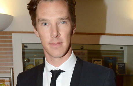 Benedict Cumberbatch (Rex Features via AP Images)