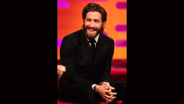 Hollywood star Jake Gyllenhaal