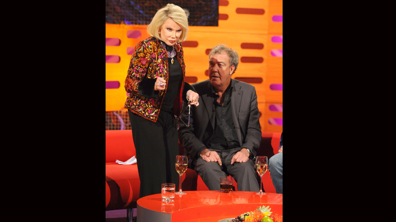 Don't mess with Joan Rivers