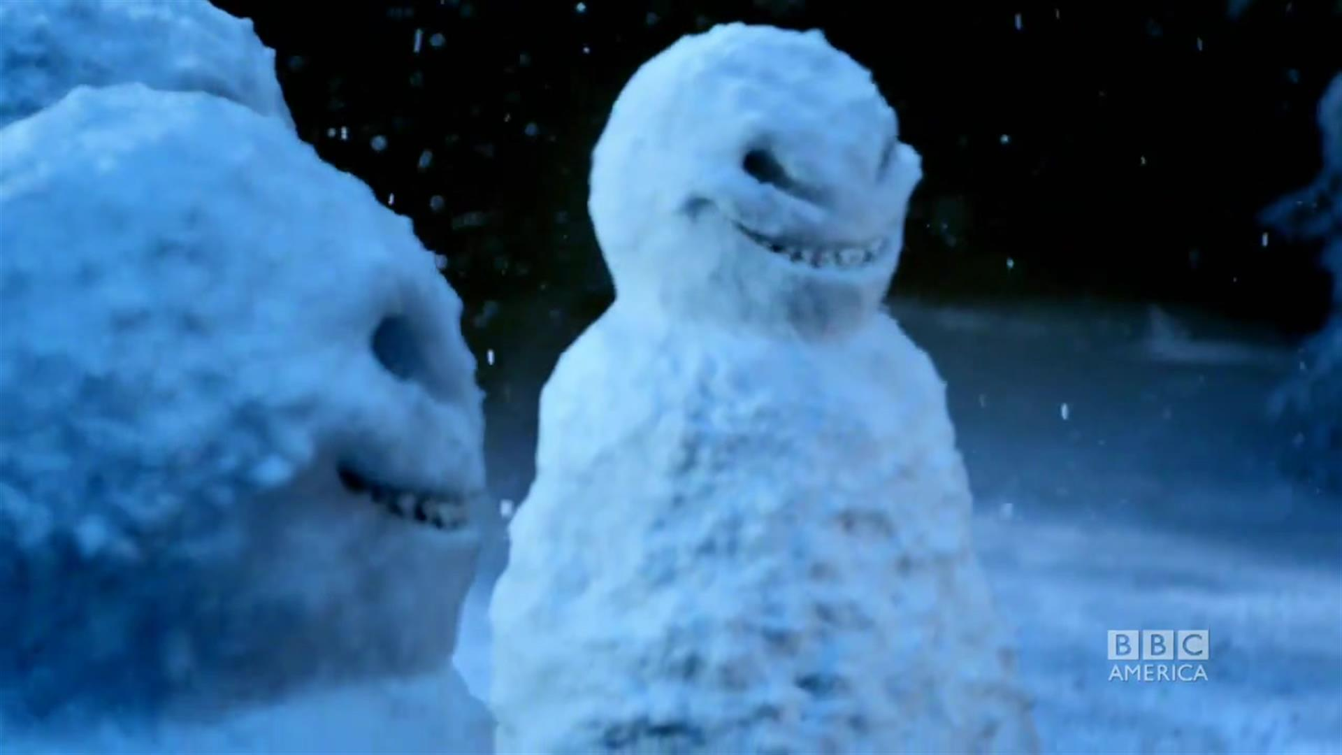 The Snowmen\' – Christmas Special Trailer 2012   Doctor Who   BBC America