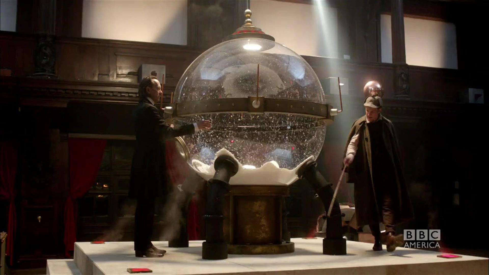 The Doctor…as Sherlock Holmes! Christmas Special 2012 | Doctor Who ...
