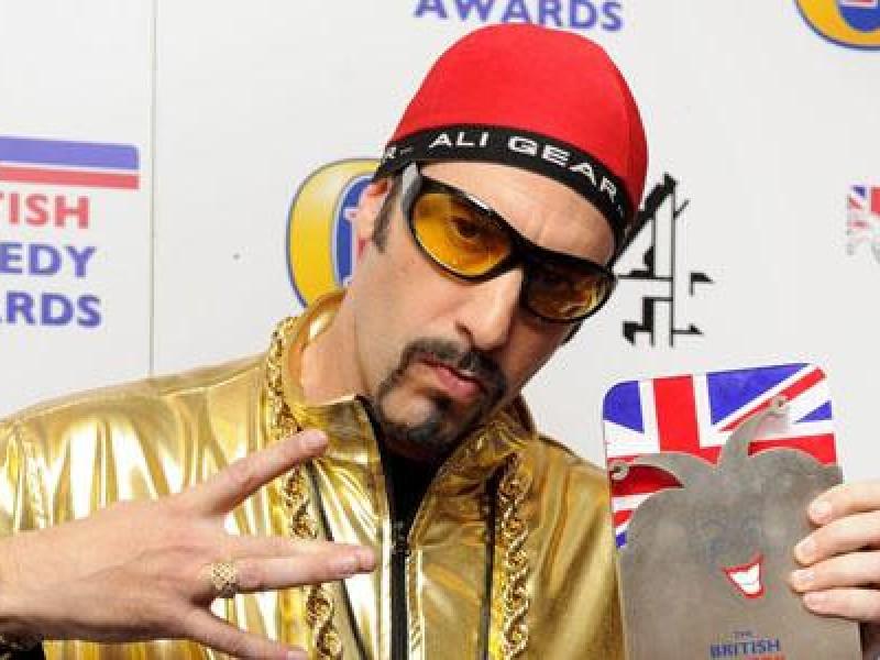 British Comedy Awards, London, Britain – 12 Dec 2012