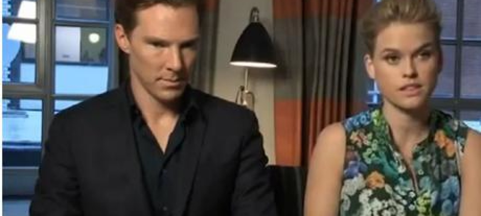 Benedict Cumberbatch, YouTube
