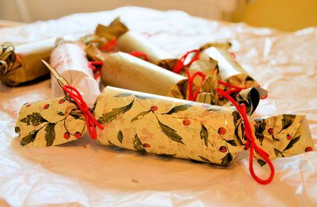christmas crackers - British Christmas Crackers