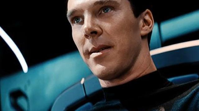 Cumberbatch, Star Trek