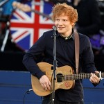 Ed Sheeran: The gangly singer-songwriter with a perpetually mussed ginger 'fro received a huge global platform for his boyish brand of folk: the pimp slot at the Olympics closing ceremony. His Song of the Year Grammy nomination for 'The A-Team' shows his growing U.S. following. (AP Photo/Joel Ryan, file)