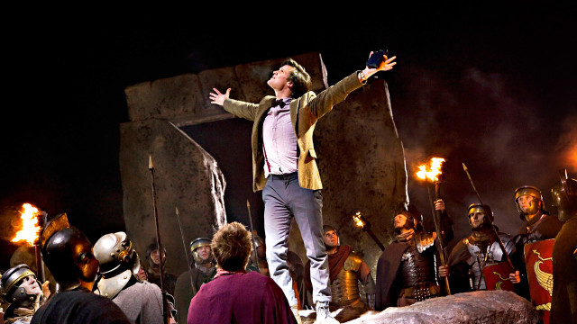 """""""The universe is big. It's vast and complicated and ridiculous. And sometimes—very rarely—impossible things just happen and we call them miracles."""" -The Doctor (""""The Pandorica Opens"""")"""