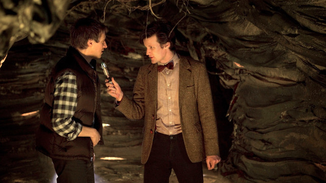 """""""The future pivots around you. Here. Now. So do good. For humanity. And for Earth."""" -The Doctor (""""Cold Blood"""")"""