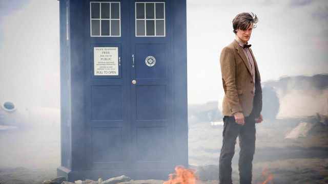 """There's a difference between dormant and patient."" -The Doctor (""The Time of Angels"")"