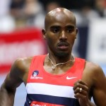 "Mohamed ""Mo"" Farah: The Somali-born British long-distance runner pulled off the Olympic double of winning gold in 5,000 and 10,000 meter races. Farah's signature 'Mobot' rivaled Gangnam Style as a dance craze in the UK. (Cal Sport Media via AP Images)"