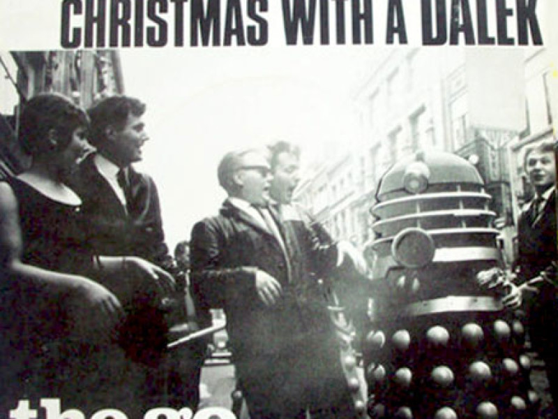 """I'm Gonna Spend My Christmas With A Dalek"" by the Go-Gos"