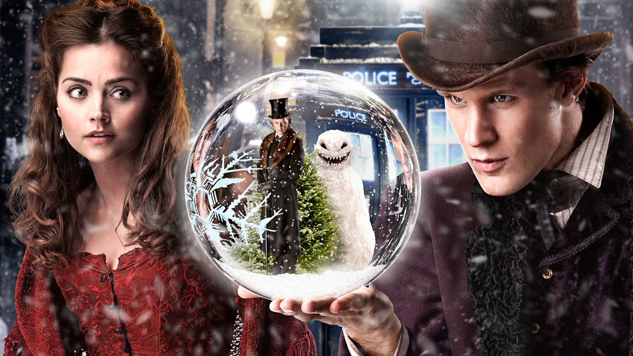 Scores of New Photos Released for the 'Doctor Who' Christmas ...