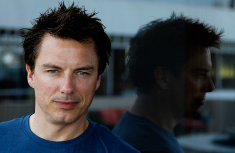 John Barrowman back in 2011. (AP Photo/Matt Sayles)