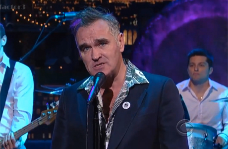 The Moz on 'The Late Show with David Letterman.'