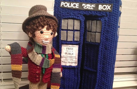 The Doctor Who Knitting Circle Part 2 Anglophenia Bbc America