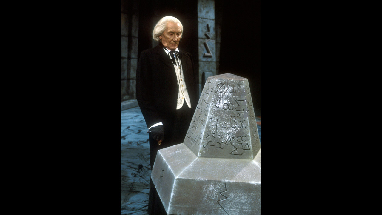 """One day, I shall come back. Yes, I shall come back. Until then, there must be no regrets, no tears, no anxieties. Just go forward in all your beliefs and prove to me that I am not mistaken in mine."" - The Doctor ('The Five Doctors')"