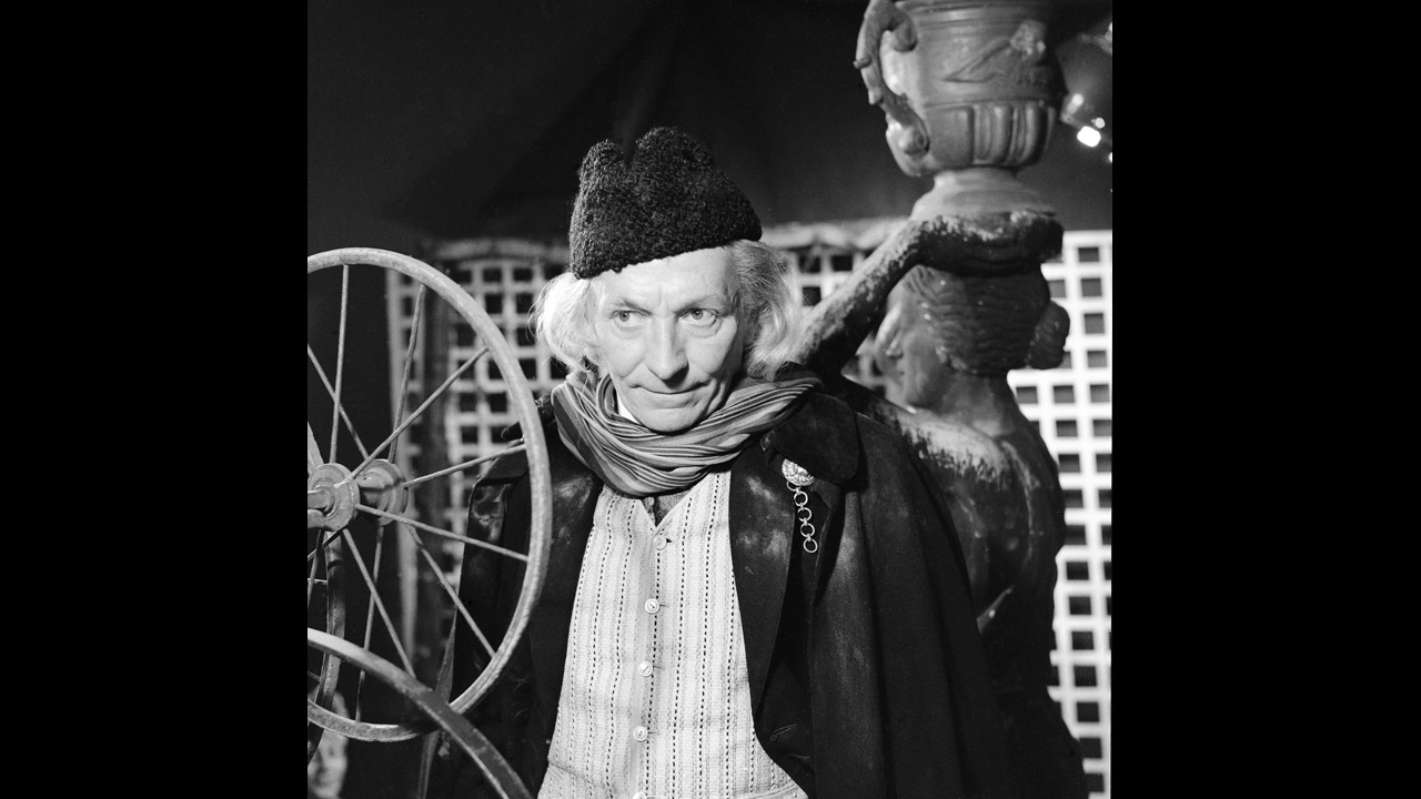 """If you could touch the alien sand and hear the cries of strange birds, and watch them wheel in another sky, would that satisfy you?"" - The Doctor ('An Unearthly Child')"