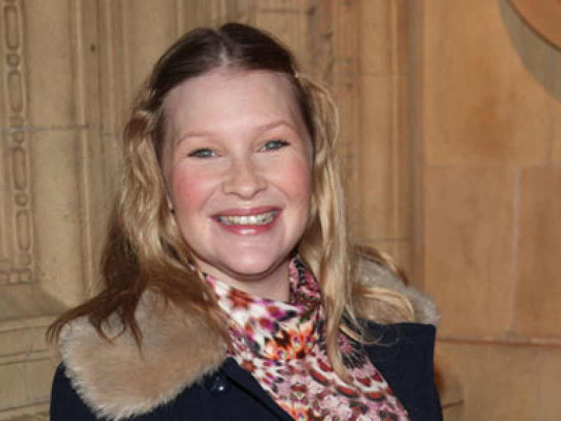 Joanna Page seen at the European premiere of Cirque Du Soleil Kooza at the Royal Albert Hall