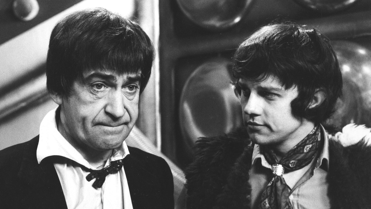"""""""Logic, my dear Zoe, merely enables one to be wrong with authority."""" - The Doctor ('The Wheel in Space')"""