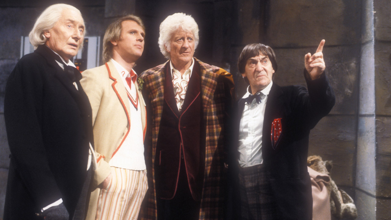 """Have faith, Brigadier. Have I ever led you astray?"" - The Doctor ('The Five Doctors')"
