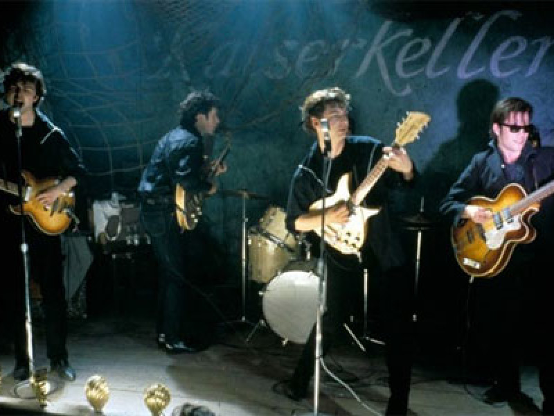 The Backbeat band