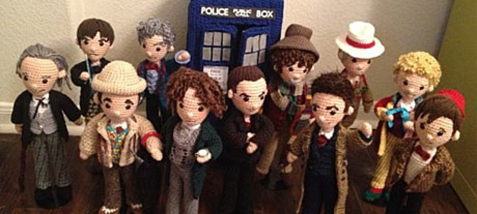 The \'Doctor Who\' Knitting Circle: Part 2 | Anglophenia | BBC America