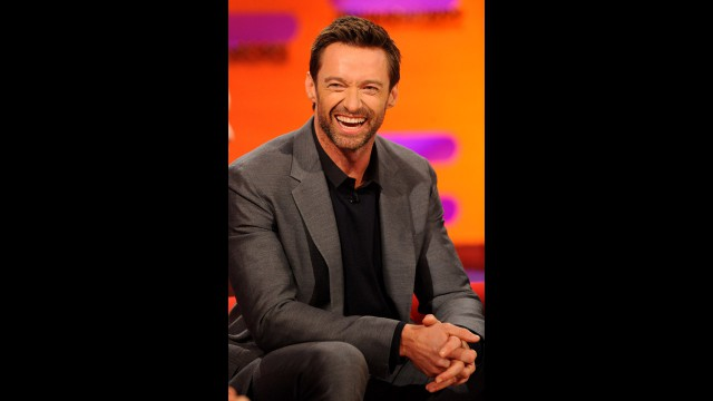 'Les Miserables' star Hugh Jackman talks about his new film.
