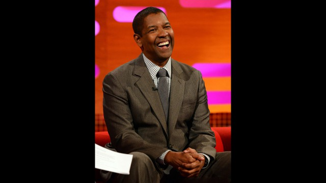 The one and only Denzel Washington.