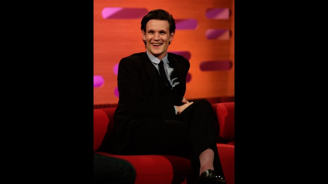 The always dapper Matt Smith.