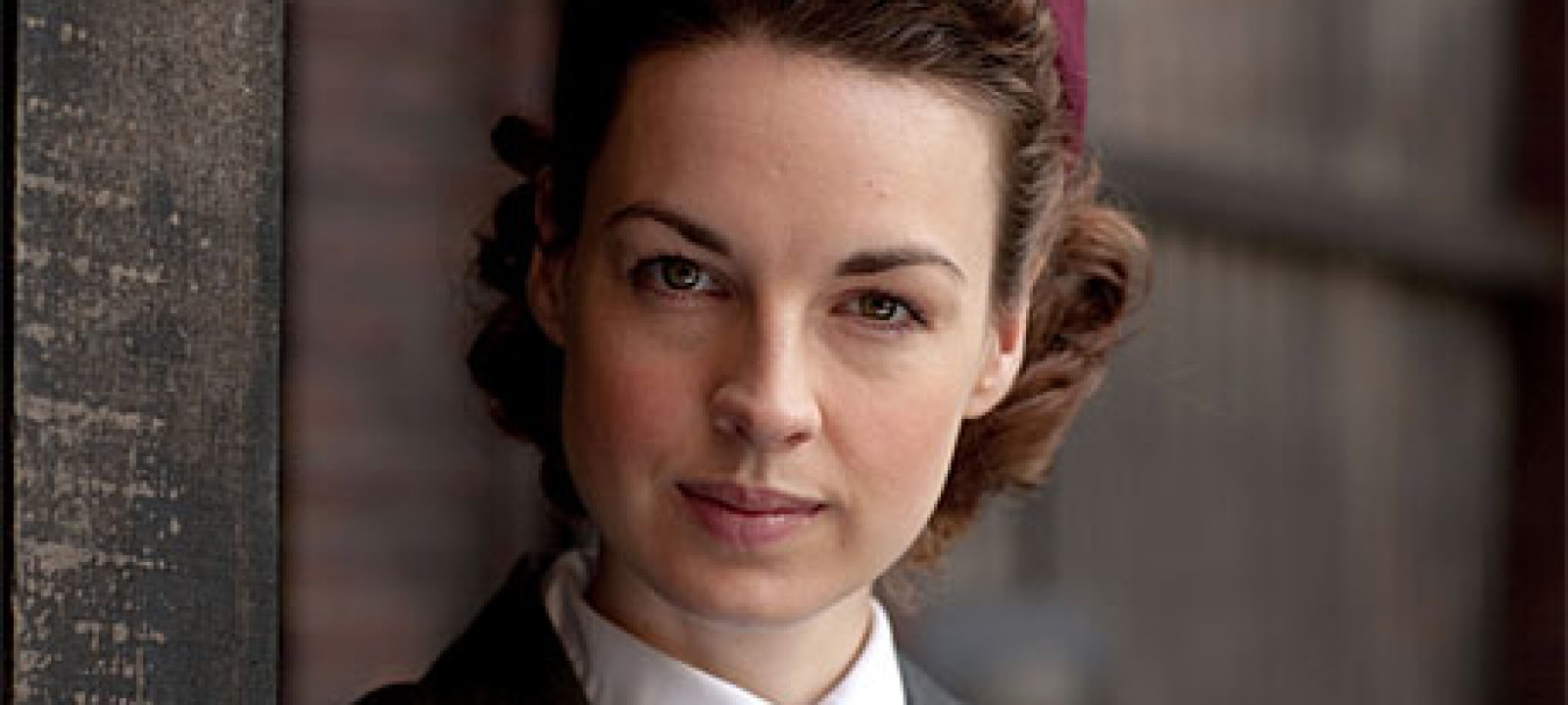Jessica Raine in 'Call The Midwife'