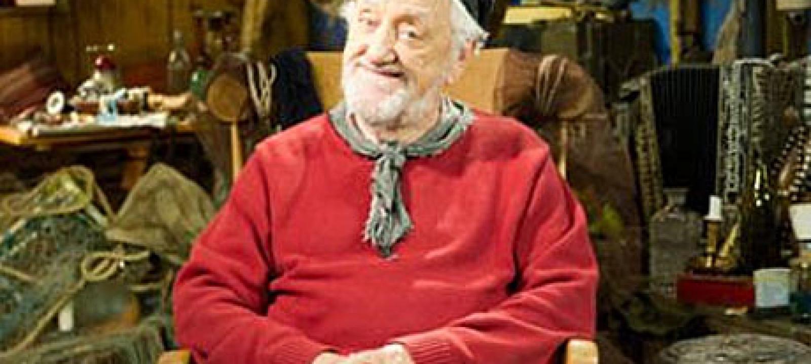 Bernard Cribbins in Old Jack's Boat
