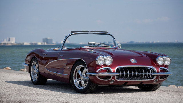 This 1960 Retro Rod Corvette has a new Drive Train with 460HP. Sent in by Corey K.