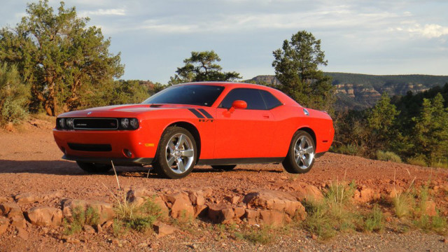 This 2009 Dodge Challenger R/T is the welcoming back of Chrysler's American muscle car. Sent in by Adam M.