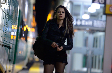 Tatiana Maslany in BBC AMERICA's 'Orphan Black' (Photo: BBC AMERICA)