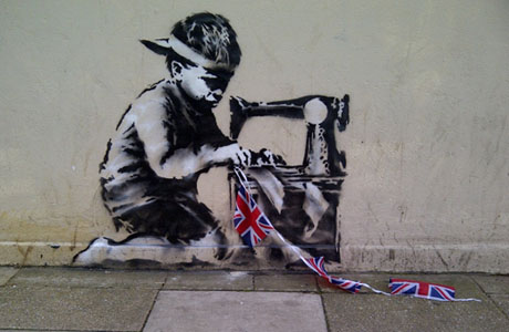 Banksy, One