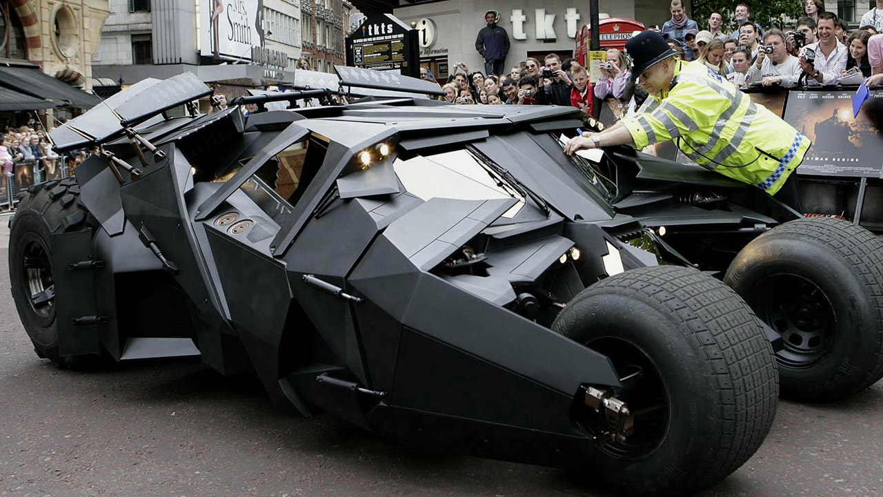 Pop Cultures Coolest Cars BBC America - Pictures of really cool cars