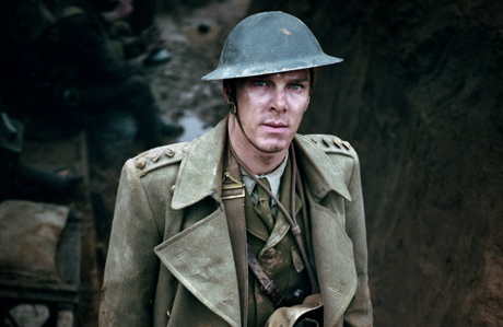 Benedict Cumberbatch in 'Parade's End' (HBO)