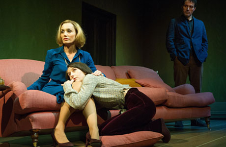 'Old Times' play at the Harold Pinter Theatre, London, Britain –