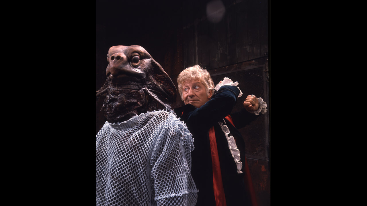 """I reversed the polarity of the neutron flow."" - The Doctor ('The Sea-Devils')"