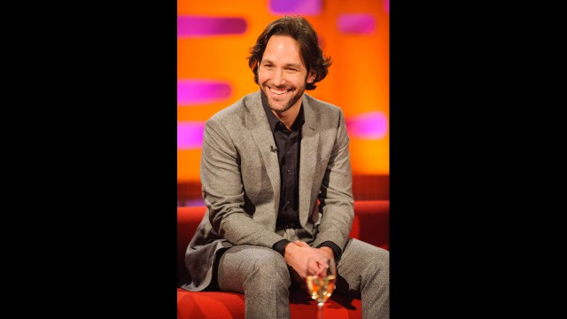 'This is 40' star Paul Rudd.